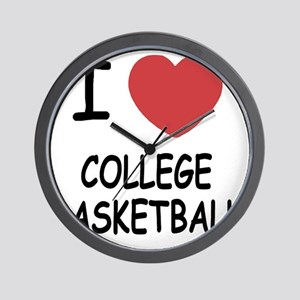 COLLEGE_BASKETBALL Wall Clock