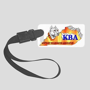 kba222 Small Luggage Tag
