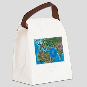 problem solved Canvas Lunch Bag