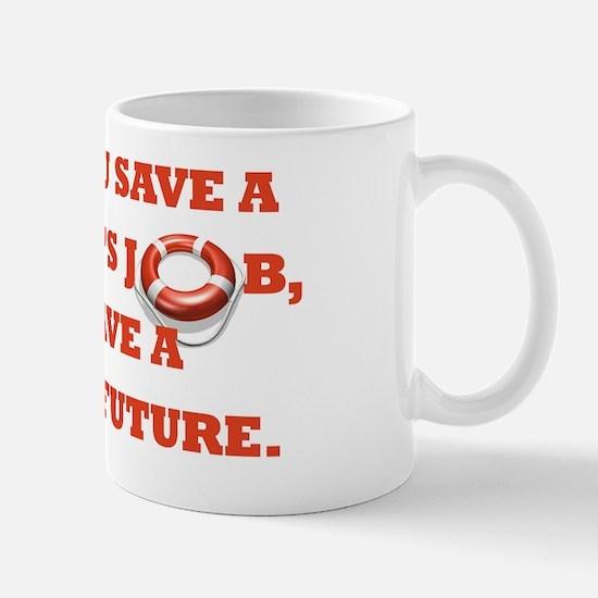 teacher-saver10x10 Mug