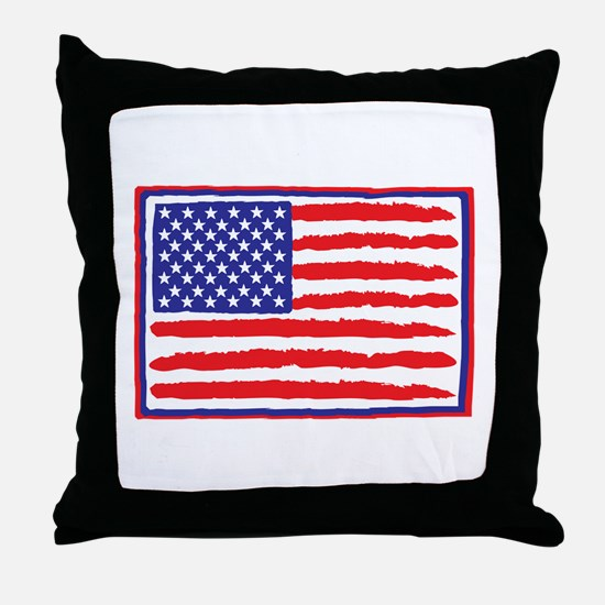 mission accomplished darks Throw Pillow