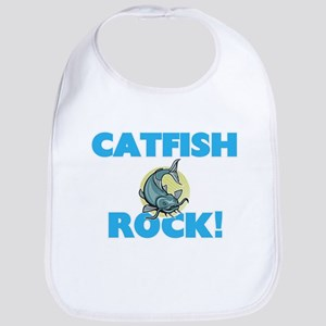 Catfish rock! Baby Bib