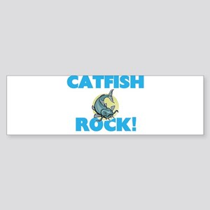 Catfish rock! Bumper Sticker