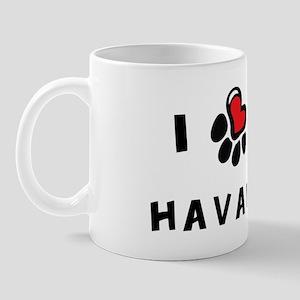 pawheart2 Mug