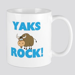 Yaks rock! Mugs