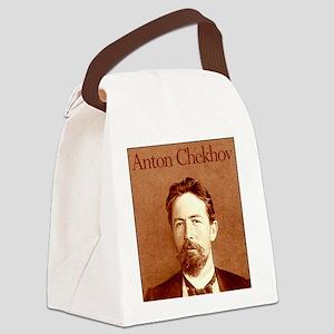 Chekhov Canvas Lunch Bag