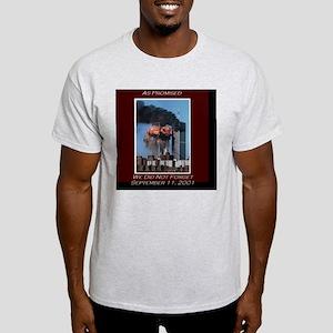 WeNotForget911LRG Light T-Shirt