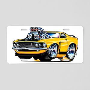 69stangFloat Aluminum License Plate