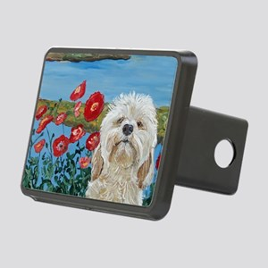 Labra4x6 Rectangular Hitch Cover