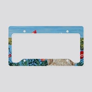 Labra4x6 License Plate Holder