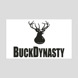 Buck Dynasty Wall Decal