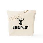 Buck Dynasty Tote Bag