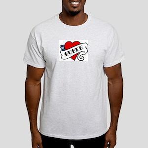 Ruben tattoo Ash Grey T-Shirt