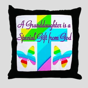 LOVE GRANDMA Throw Pillow