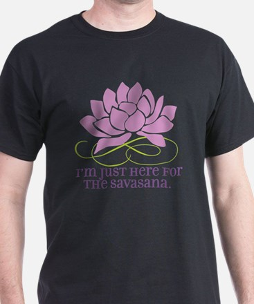 yoga_savasana T-Shirt
