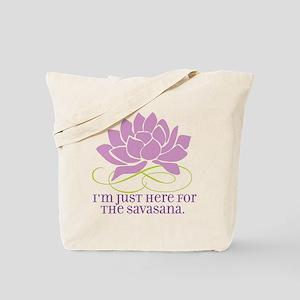 yoga_savasana Tote Bag