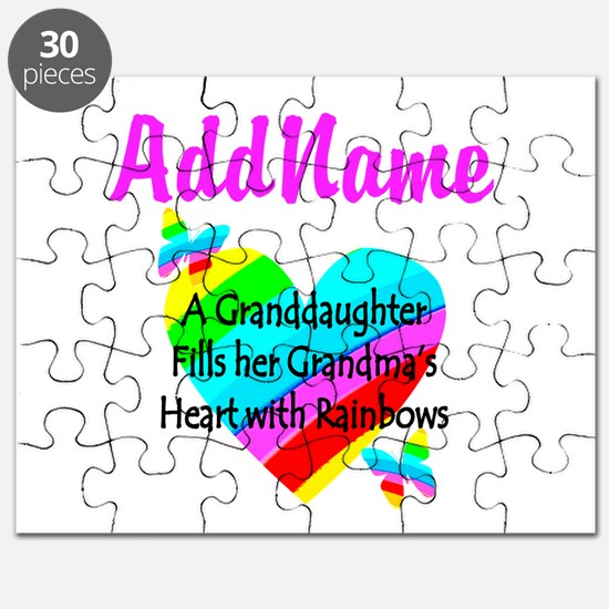 I Love My Granddaughter Quotes Pleasing Granddaughter Quotes Puzzles Granddaughter Quotes Jigsaw Puzzle
