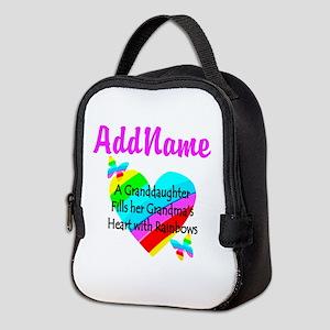 LOVE MY GRAMMY Neoprene Lunch Bag