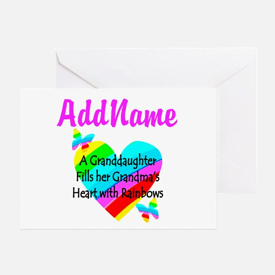 LOVE MY GRAMMY Greeting Card