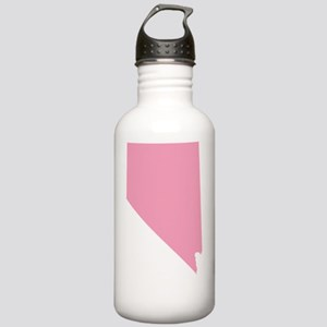 _0031_nevada pink Stainless Water Bottle 1.0L