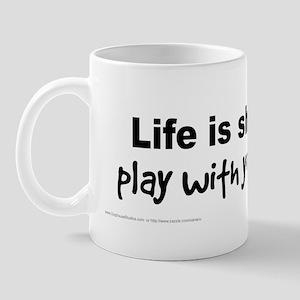 PlayDogBumper Mug