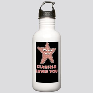 Charlie-D15r-Journal Stainless Water Bottle 1.0L