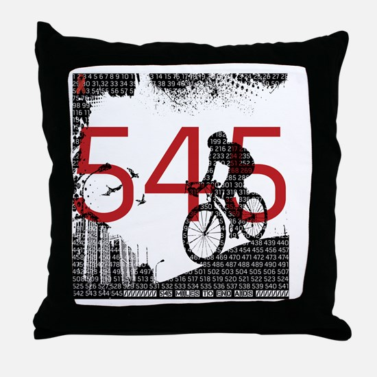 545_Design2b Throw Pillow