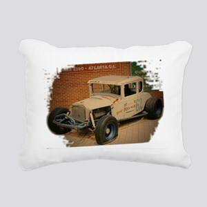 gordonsracecar Rectangular Canvas Pillow