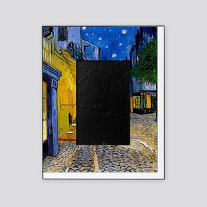 Cafe Terrace at Night Picture Frame