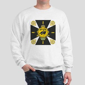 Gneisenau Colberg Prussian Battle Flag Sweatshirt
