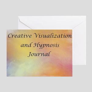 Creative Visualization Guided Medita Greeting Card