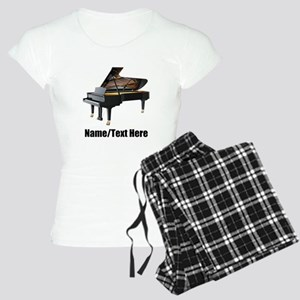 Piano Music Personalized Women's Light Pajamas