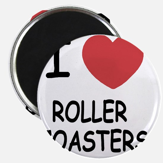 ROLLER_COASTERS Magnet