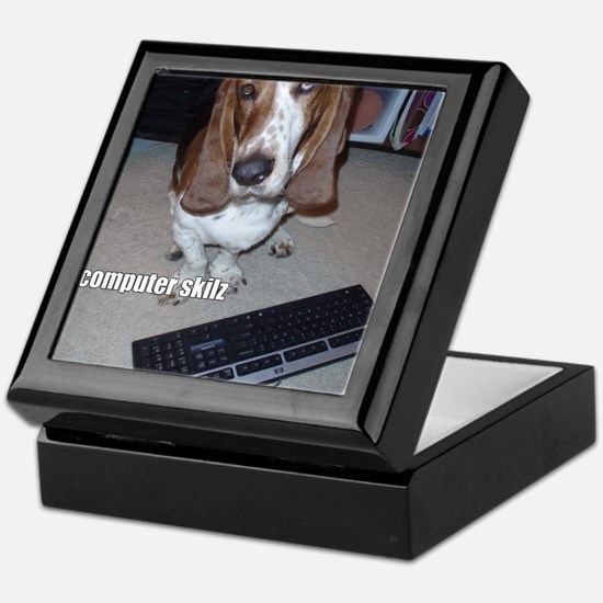 computer_skillz Keepsake Box