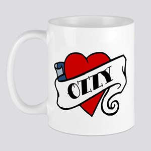 Ozzy tattoo Mug
