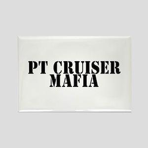 PT Cruiser Mafia Rectangle Magnet