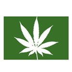Cannabis Postcards (Package of 8)