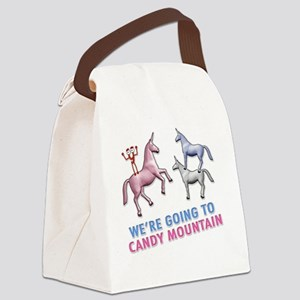 Charlie-D3-WaterBottle Canvas Lunch Bag