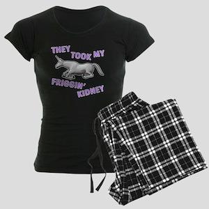 Charlie-D5-iPad2Case Women's Dark Pajamas