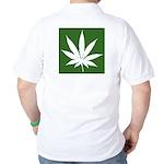 Cannabis Golf Shirt