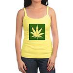 Cannabis Jr. Spaghetti Tank