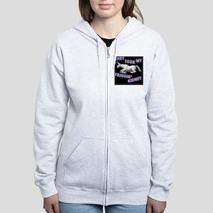 Charlie-D5r-Journal Women's Zip Hoodie