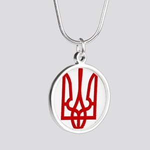 Tryzub (Red) Necklaces