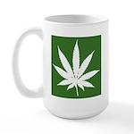 Cannabis Large Mug