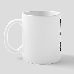 2 WARNING - Contents Under Pressure Boo Mug