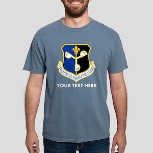 Personalized USAF 557 We Mens Comfort Colors Shirt