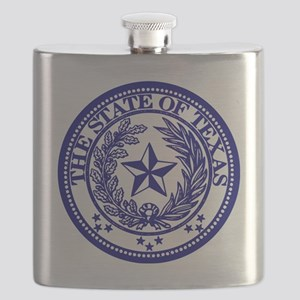 TexasBlue Flask