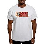 SA Sharks Broomball Ash Grey T-Shirt
