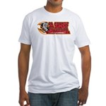 SA Sharks Broomball Fitted T-Shirt