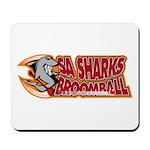 SA Sharks Broomball Mousepad
